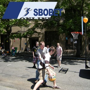Street basketball on sbobet