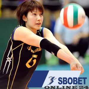Volley by sbobet