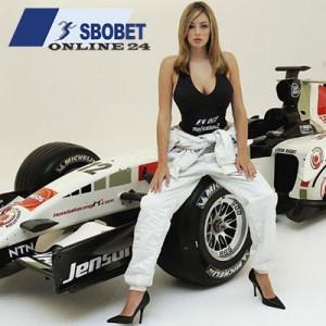 Formula 1 and Sbobet