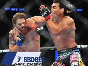 Bet UFC on Sbobet
