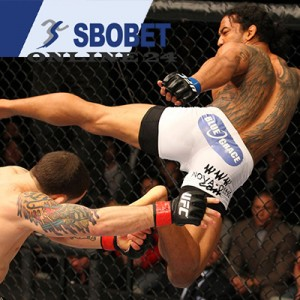 Sbobet and UFC