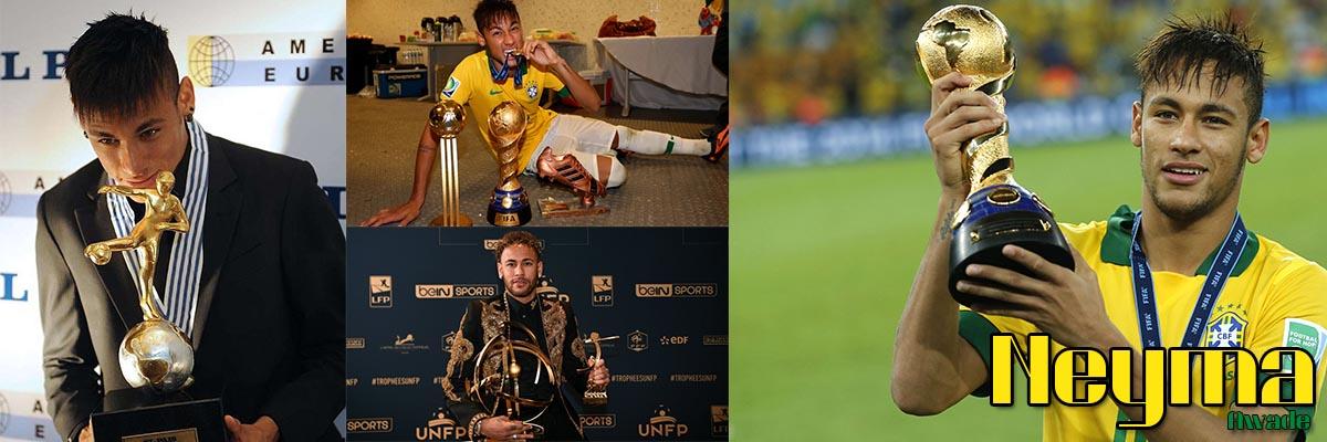 neymar award
