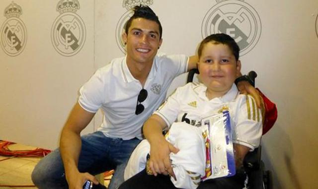 ronaldo-support-children
