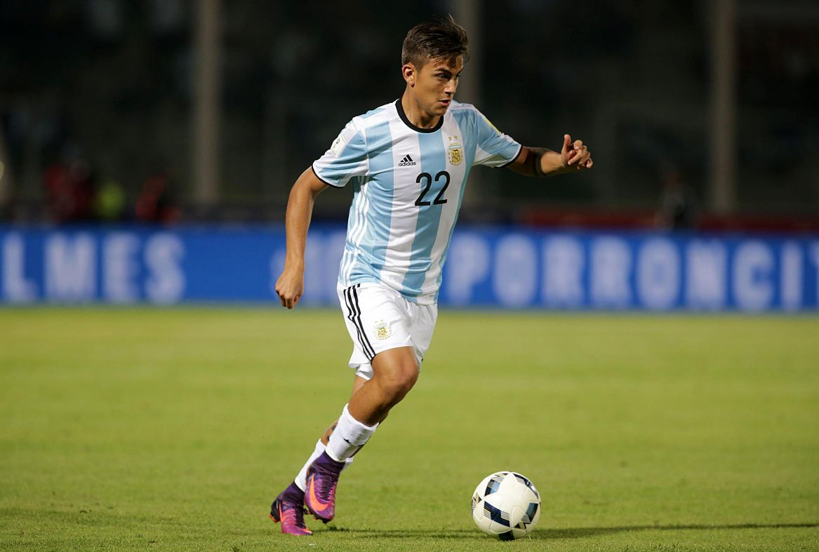 Dybala-argentina