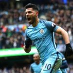 Manchester City Aguero Premier League