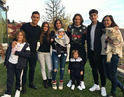 dybala-family
