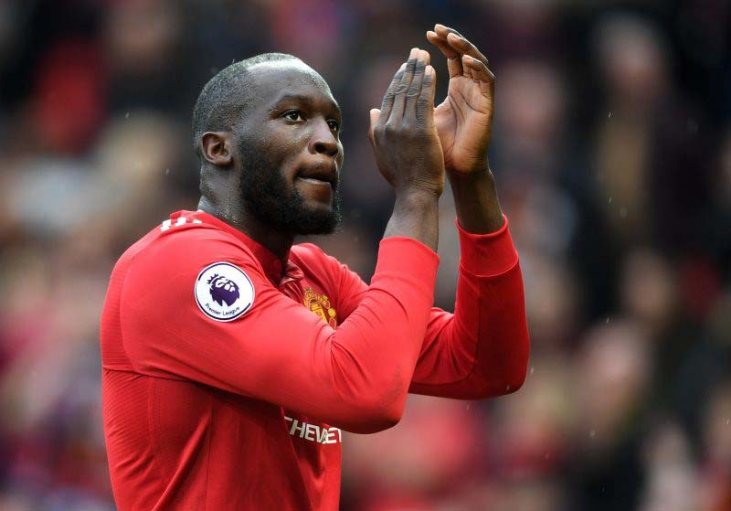 romelu lukaku top player foward in manu and belgium