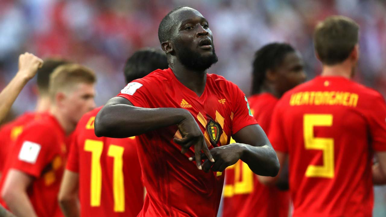 lukaku play football belgium team anderlecht club