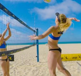 Beach-Volley-Ball-history