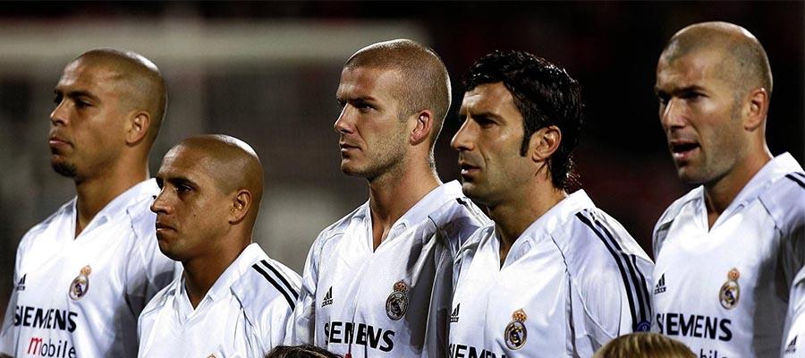 Real Madrid Galatigos