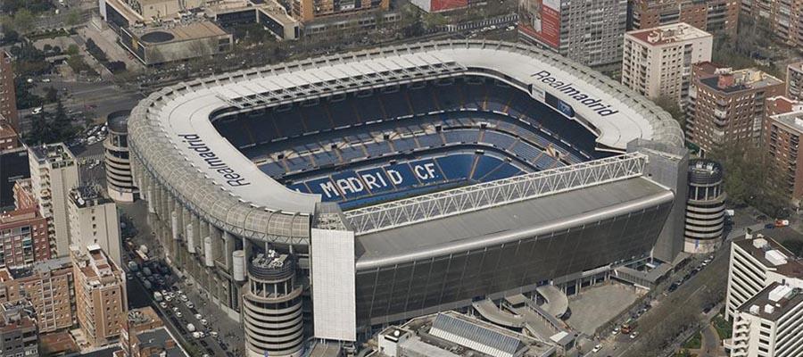 [011] Real Madrid Santiago