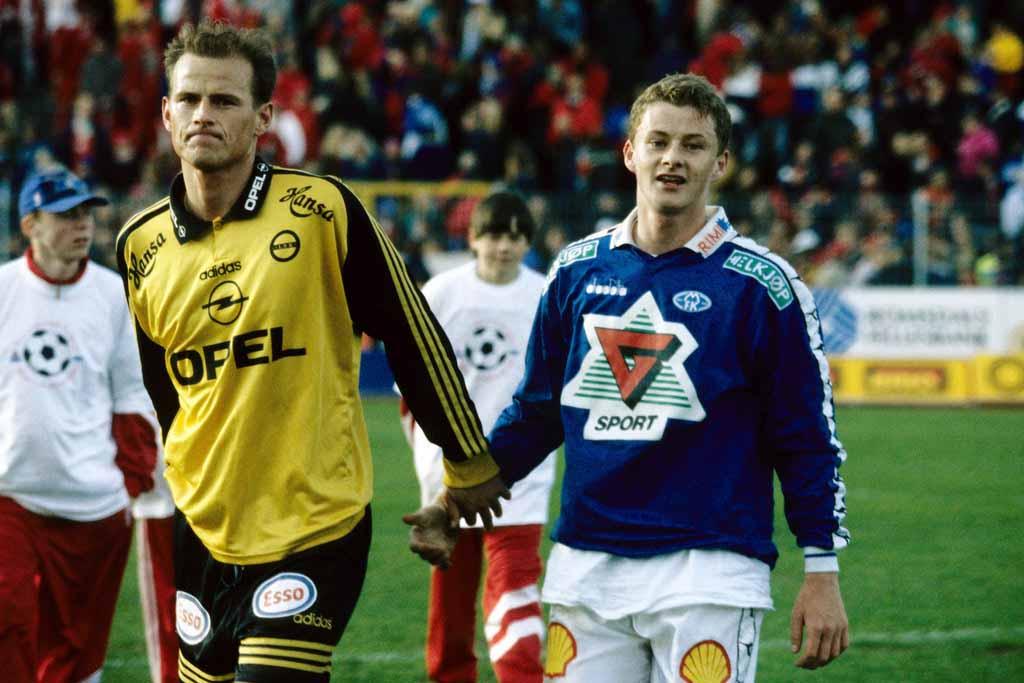 MoldeFK-Solskjaer-playing