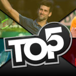 TOP5 tennis player