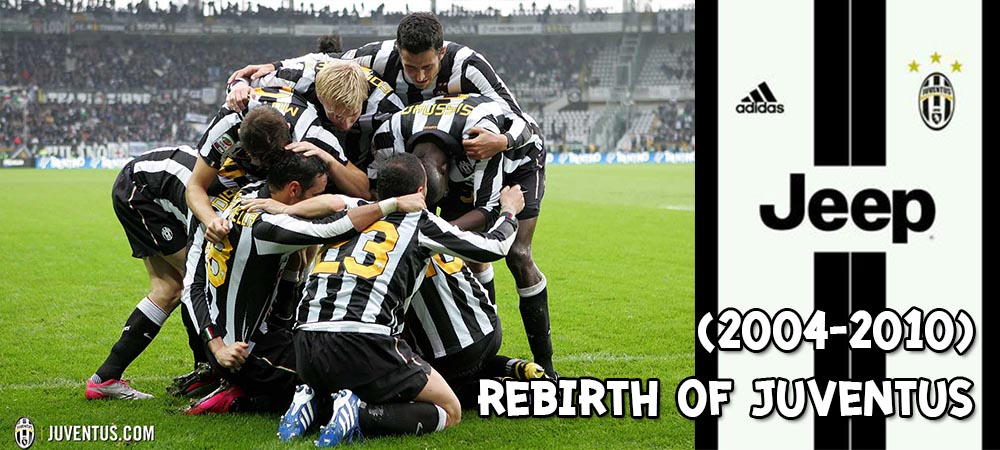 Rebirth of Juventus