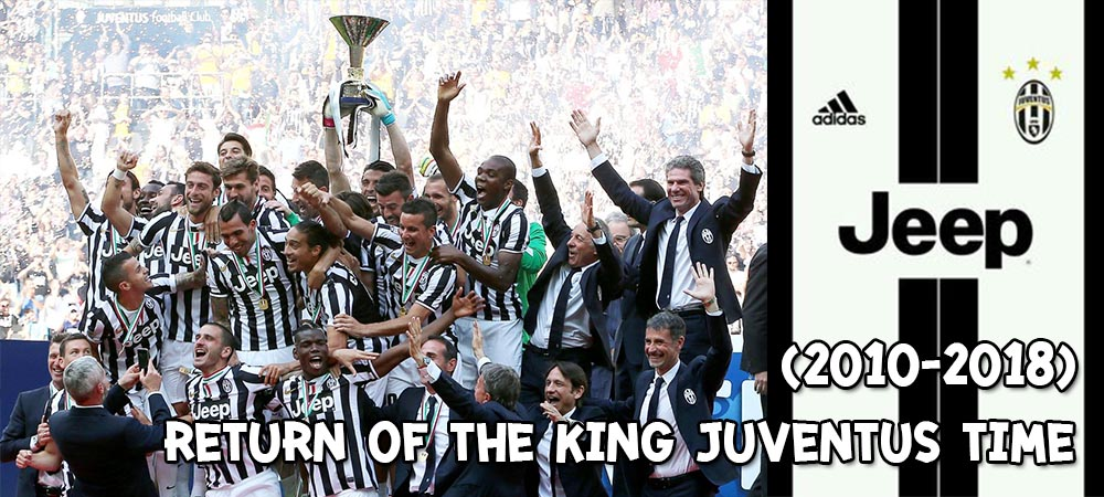 Return of the King Juventus Time