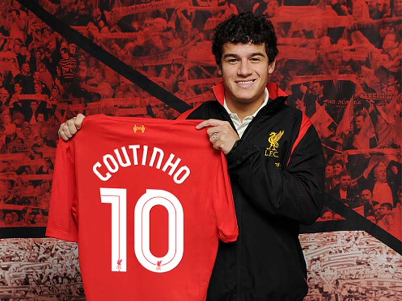 coutinho-liverpool-number10