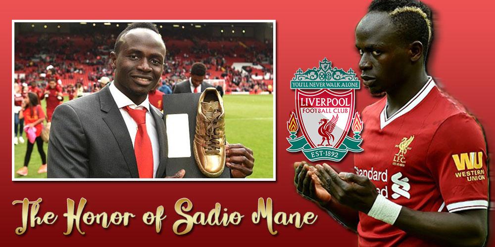 Sadio Mané Award