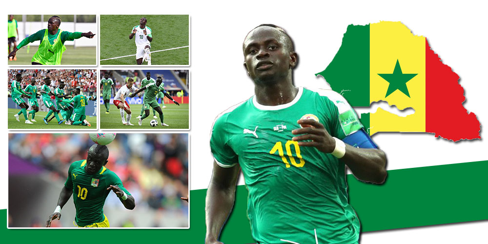 Sadio Mané Senegal