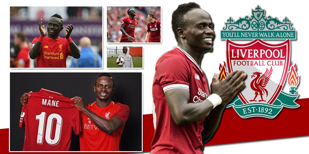 Sadio Mané Liverpool