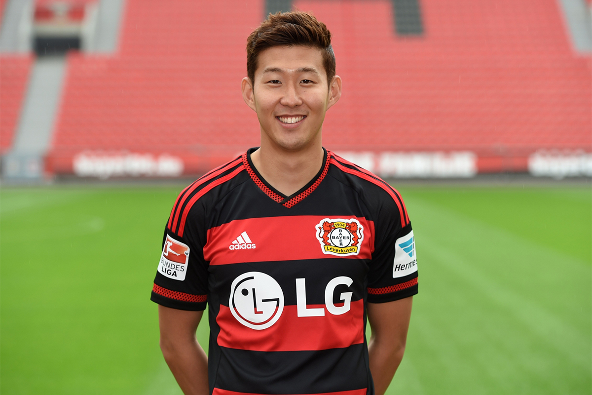 son- bayer-leverkusen
